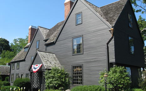 The House of 7 Gables